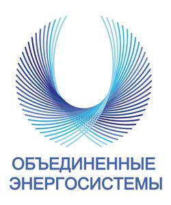 Объединенные ЭнергоСистемы логотип